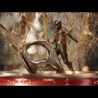 Super Bowl alatti Coca Cola reklám Ant-Man vs. Hulk módra