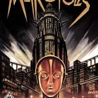 Filmmúzeum (1) - Fritz Lang: Metropolis (1927)