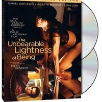 The Unbearable Lightness of Being (A lét elviselhetetlen könnyűsége, 1988)
