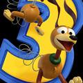 Krumplifej úr és Slinky