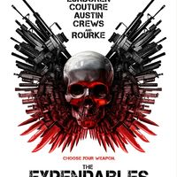Expendables poszter