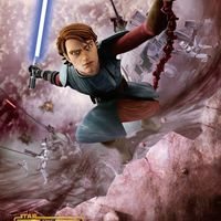 Új Star Wars: The Clone wars poszterek