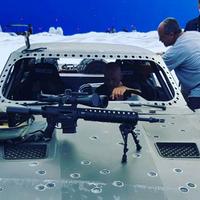Új kulisszák mögötti képek a Halálos iramban 8 forgatásáról