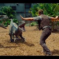 Raptorokkal suttogó a Jurassic Worldben