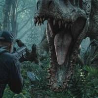 30+ kép és új videó a Jurassic World filmből