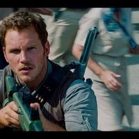 Új jelenetek a Jurassic World filmből
