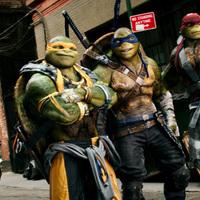 Totál lazák a mutáns teknőcök