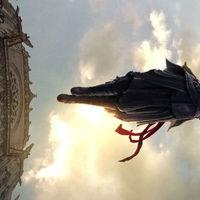 Látványos kaszkadőrvideó az Assassin's Creed forgatásáról