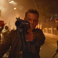 Tökösen robbantgatós kedvében van Matt Damon