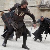 Egy csomó kép az Assassin's Creed filmből