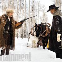 Vérfürdő a havas tájon Tarantino új filmjében