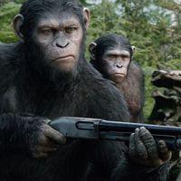 Mózes története a Majmok bolygója háborújában