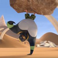 Hullámmániás pingvinekkel támad John Cena