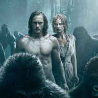 Kockahasú Tarzan üdvözöl a dzsungelben