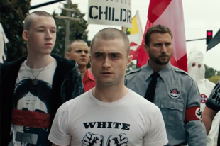Neonáci lett Daniel Radcliffe