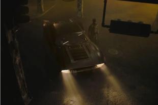 Bemutatták az új Batmobilet