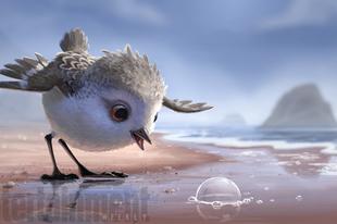 Bemutatták a Pixar legújabb cuki hősét