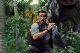 Vicces lesz a raptoros osztag a Jurassic Worldben