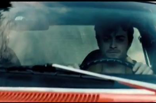 Kocsit lop a Harry Potter sztárja