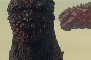 Feltámadt a Godzilla Japánban