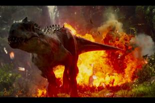 Brutális szörnyekkel támad a Jurassic World - Trailer
