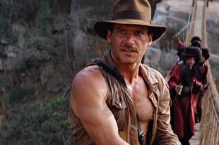 Harrison Ford nélkül nincs Indiana Jones