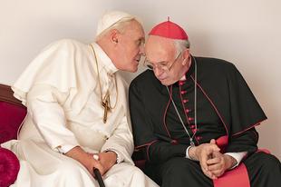 Anthony Hopkins pápább a pápánál