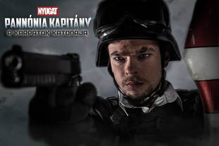 Megérkezett a Pannónia Kapitány: A kárpátok katonája előzetese
