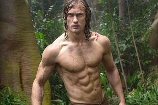 Kivágták a meleg csókot az új Tarzan filmből