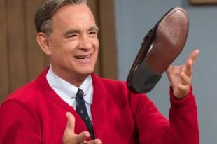 Cuki öregúr lett Tom Hanks