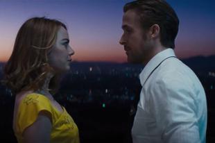 Ryan Gosling csillagok között lépdel Emma Stonenal