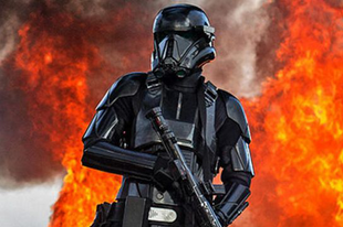 Szépen jönnek a képek a Star Wars Zsivány Egyes filmből