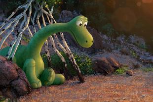 Cuki dínóval támad a Pixar