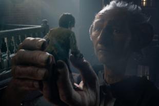 Barátságos óriást hoz Spielberg