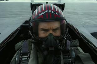 Új magasságokba emel az új Top Gun film