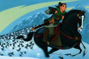 Élőszereplős Mulan filmet készít a Disney