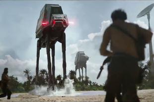 Egy csomó kép az új Star Wars filmből