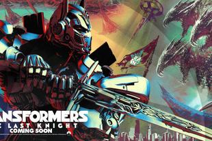 Valódi alakváltókkal forog az új Transformers film