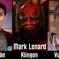 Az Ember, aki volt már Romulán, Klingon és Vulkáni is.