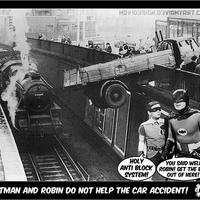 Batman és Robin nem segít   #2