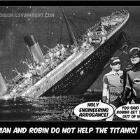 Batman és Robin nem segít   #1