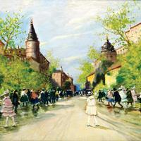 Királyi séta az Andrássy úton