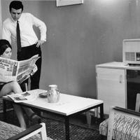 Milyenek voltak a 60-as és 70-es évek szállodai szobái?