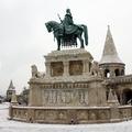 A budavári Szent István szobor kalandos története