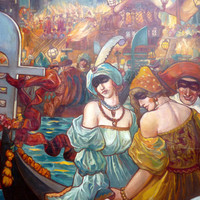 Jeno Haranghy: A Forgotten Hungarian Artist of Art Noveau