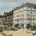 The Secret Blueprints of Hotel Britannia, the predecessor of Radisson Blu Béke Hotel