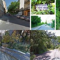 Még mindig lehet meredekebb utca Budapesten