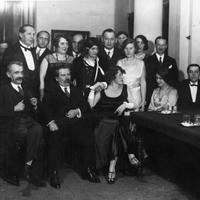 A Britannia Szállóból indult Budapest egyedülálló irodalmi-közéleti szalonja