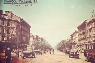 Kedves Olvasóm! Bemutatkozom: Mr. Foster vagyok, és 1913-ban érkeztem Budapestre.