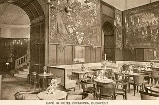 History on The Grand Boulevard: Britannia Hotel